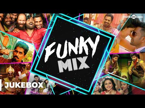 Funky Mix | Tamil Audio Jukebox
