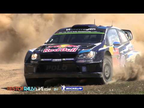 Leg 2 - 2015 WRC Rally Australia - Best-of-RallyLive.com