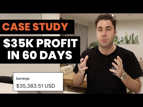 [Case Study] $35K Profit In 60 Days Affiliate Marketing! (Free Traffic) thumbnail
