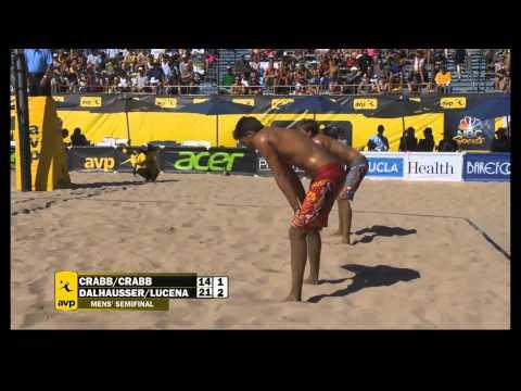 Manhattan Beach Open: Mens Semi-final