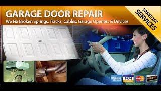Fix Or Repair Carriage House Garage Door Clarendon Hills,il Pt.1