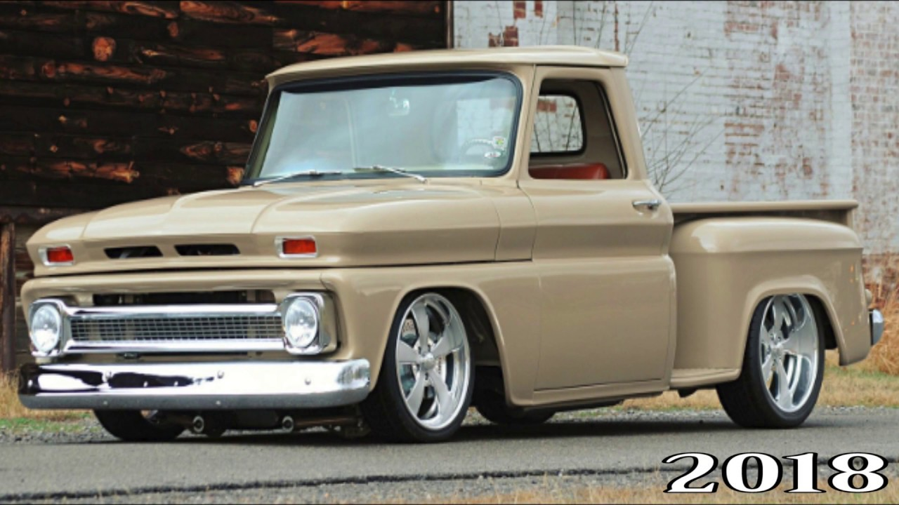 Lmc Truck Chevy >> 2018 Lmc Truck Winner The Buff 1965 Chevy C10 Must See