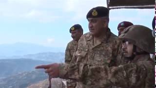 Press Release No 44/2019, COAS visited Line of Control - 22 Feb 2019 (ISPR Official Video)
