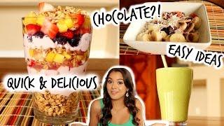 Healthy & Delicious Breakfast Ideas | NataliesOutlet