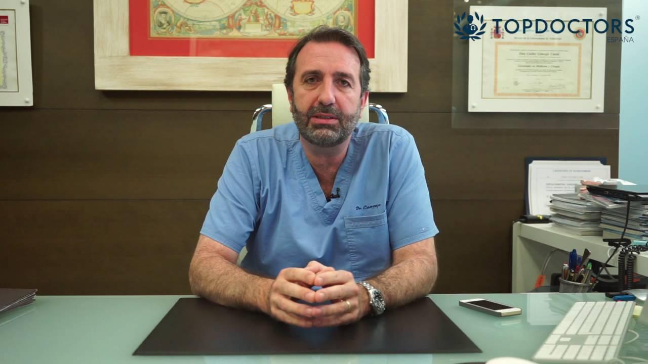 Cirugía ortognática - En qué consiste el postoperatorio..