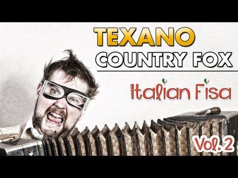 TEXANO - COUNTRY FOX TROT -  ITALIAN FISA Vol. 2 - Basi musicali ballo liscio musica per fisarmonica