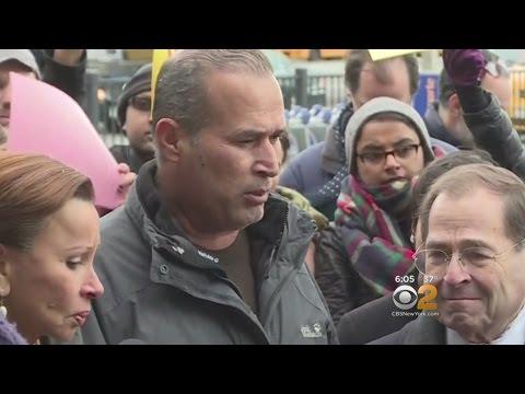 1 Refugee Released, 11 Still Detained At JFK