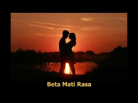 Beta Mati Rasa - Lagu Pop Ambon