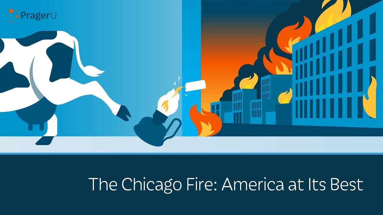 The Chicago Fire: America at Its Best