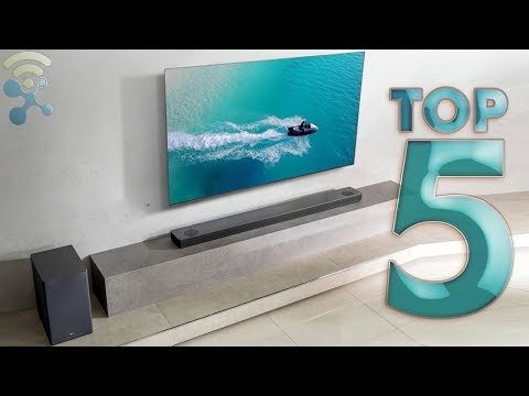 Top 5 Best Surround Sound Speaker System - Best Home Theater Systems 2018