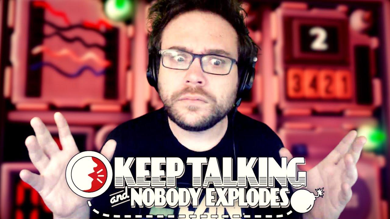 J'AI TOUT MON TEMPS | Keep Talking and Nobody Explodes