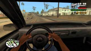 GTA: SA - First Person Mod v3 (with download link)