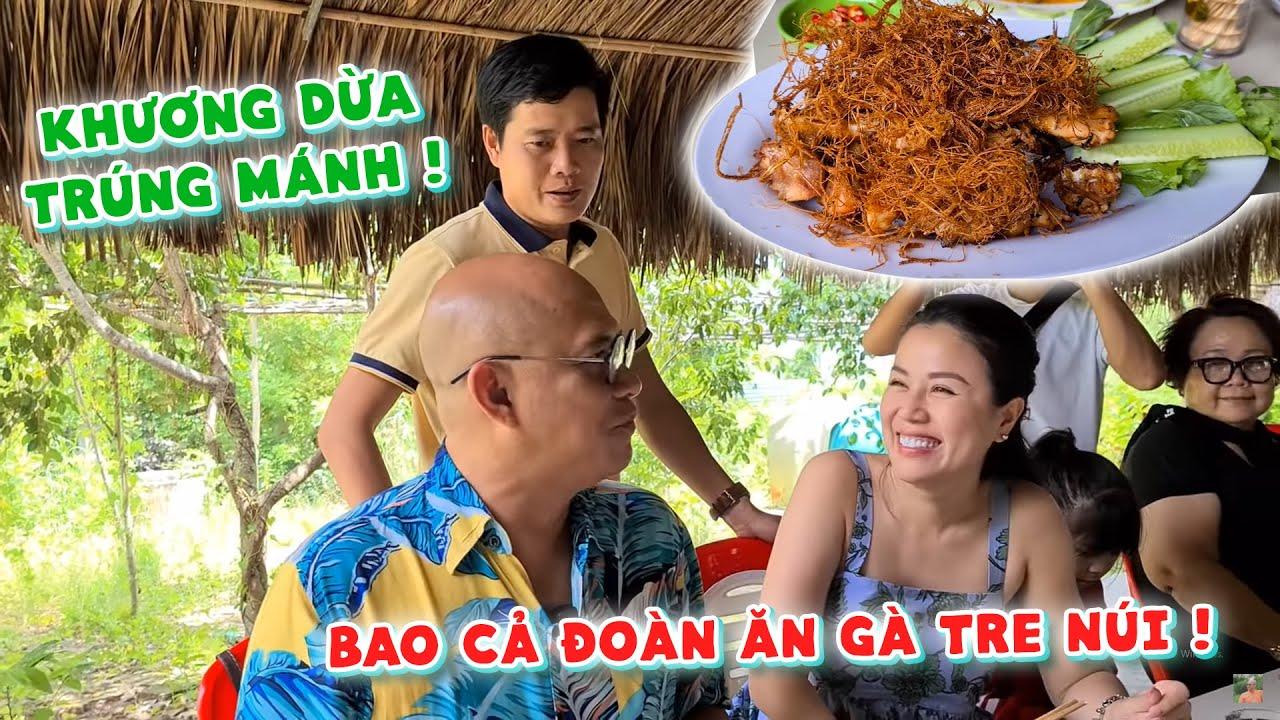 """FFG#718: Color Man dẫn Khương Dừa khám phá tiệm cơm """"Lan và Điệp"""" thâm sơn cùng cốc mà ngon vô đối"""