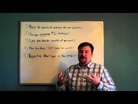 Choosing a SEO Consultant: 5 Questions to Ask | Atlanta SEO Educators
