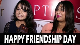 Giaa Manek Talks About Her Best Friend