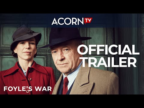 Acorn TV | Foyle's War Series 9 | The Final Episodes