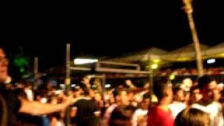 Ricardo Chaves reveillon 2007, cantando Jogo de Cena