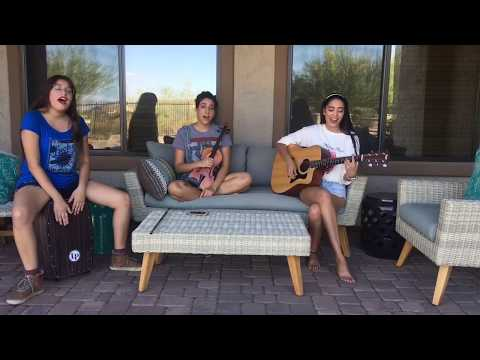 """Foster The People Stereotypes Remix - """"Sit Next to Me"""" (SunKissed Acoustic Cover)"""