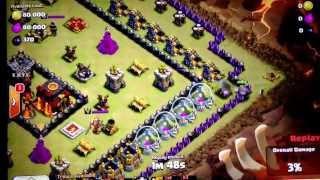 Blaze It -- Clash of Clans