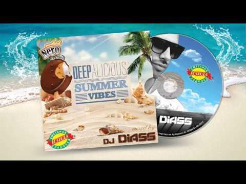 DJ DIASS pres. DEEPALICIOUS SUMMER VIBES   IZIDA ICE CREAM Promo Mix 2015