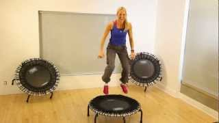 Bounce Along with Krista - Bounce & Tuck Jump