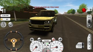 Real Driving 3D: Range Rover