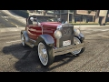 Ford T 1927 roadster GTA5