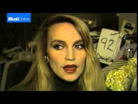 Jerry Hall on her life with a Rolling...