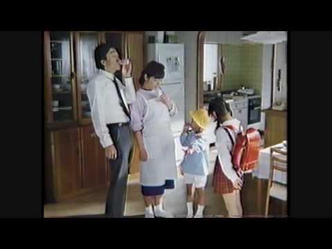 '88-93 清水由貴子ヤクルトCM集 (追加・再編集)