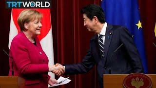 Economic interests push Germany, Japan closer | Money Talks