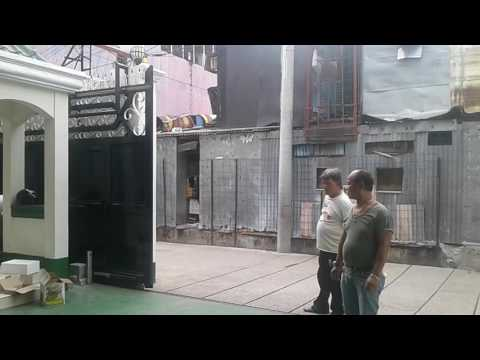 Automatic Sliding Gate Opener installation in Cebu City Philippines