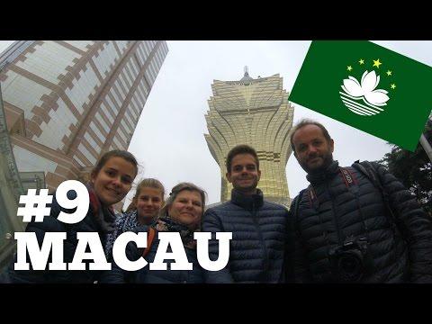 MACAU - Exchange year in HK #9
