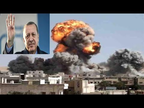 Turkey denies use of chemical weapons in Syria || World News Radio