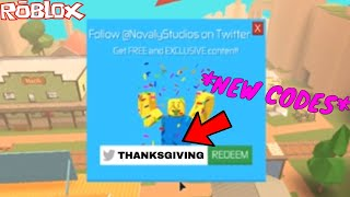 *NEW* ROBLOX BANDIT SIMULATOR CODES! *THANKSGIVING CODE!* (ROBLOX BANDIT SIMUILATOR CODES)