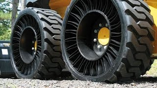 Michelin Introduce: Puncture Proof Airless Tire - All Terrain