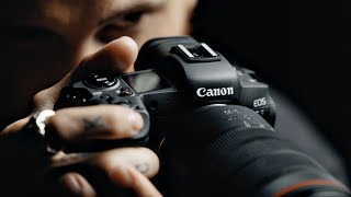 This is the CANON R5