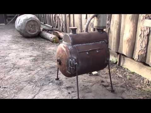 видео: Самодельный парогенератор для воскотопки