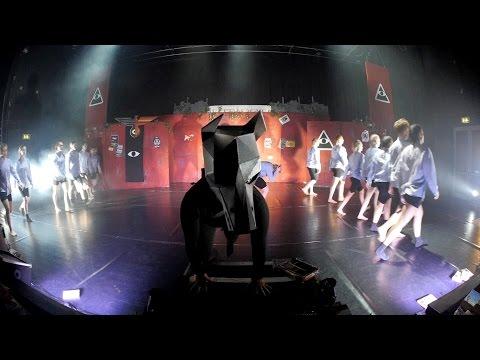 Fahrenheit 451 - Dance show 1