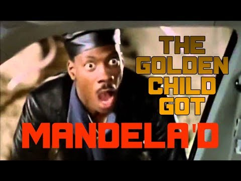 Mandela Effect The Golden Child with Eddie Murphy