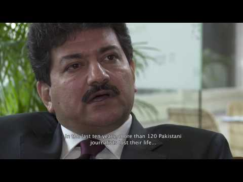 Hamid Mir About Journalism In Pakistan