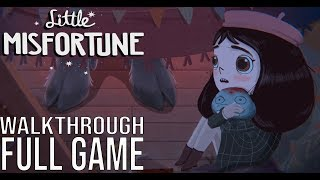 Little Misfortune Gameplay Walkthrough Part 1 Full Game No Commentary (#LittleMisfortune Full Game) Video