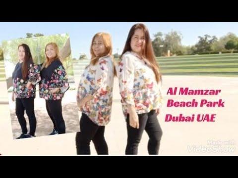 Al Mamzar Beach Park Dubai UAE