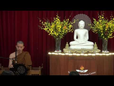 Session 3: Meditation Course for Beginners (In Myanmar and Translated English)