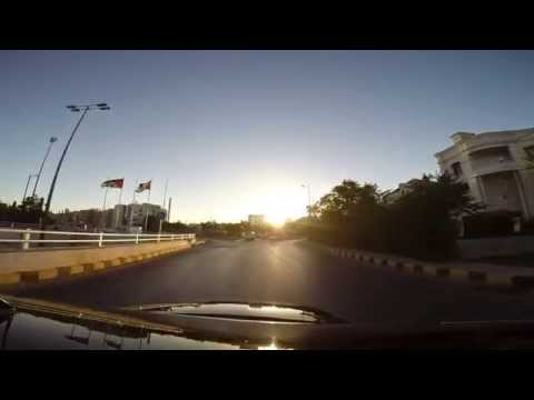 A Drive Around Amman