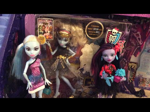 LIZZIE'S FLEA MARKET HAUL | Gloom n Bloom Jane and 13 Wishes Abbey Bominable!