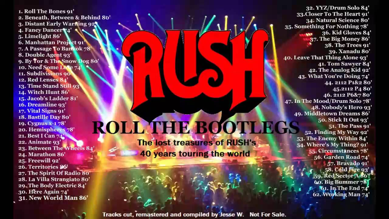 What are you thoughts on Rush Bootlegs - Rush - The Rush Forum