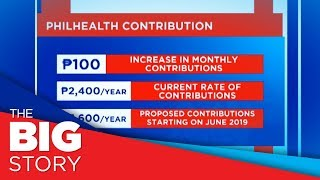 PhilHealth to increase contribution to fund universal health care
