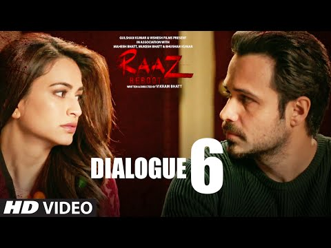 RAAZ REBOOT Dialogue Promo - It's a Very ...