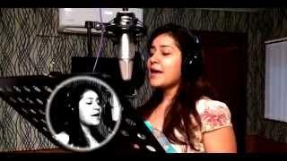 JORU VIDEO SONG | JORU MAKING OF TITIL SONG SINGING HEROINE