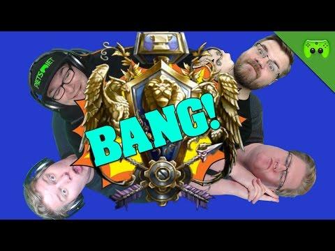 FÜR DIE ALLIANZ 🎮 Bang! #2